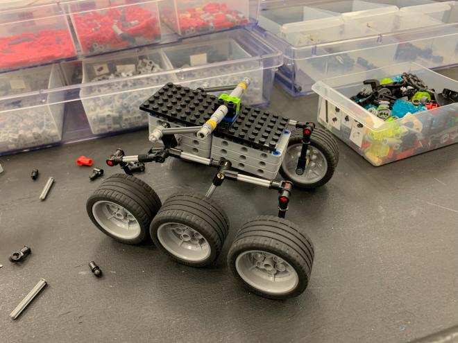 2019-02-15 LEGO Mars Rover MOD