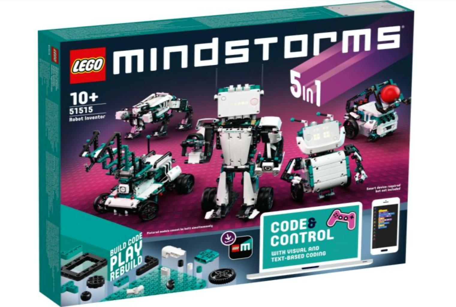 Video Fridays: LEGO Mindstorms 51515 Robot Inventor build : Charlie