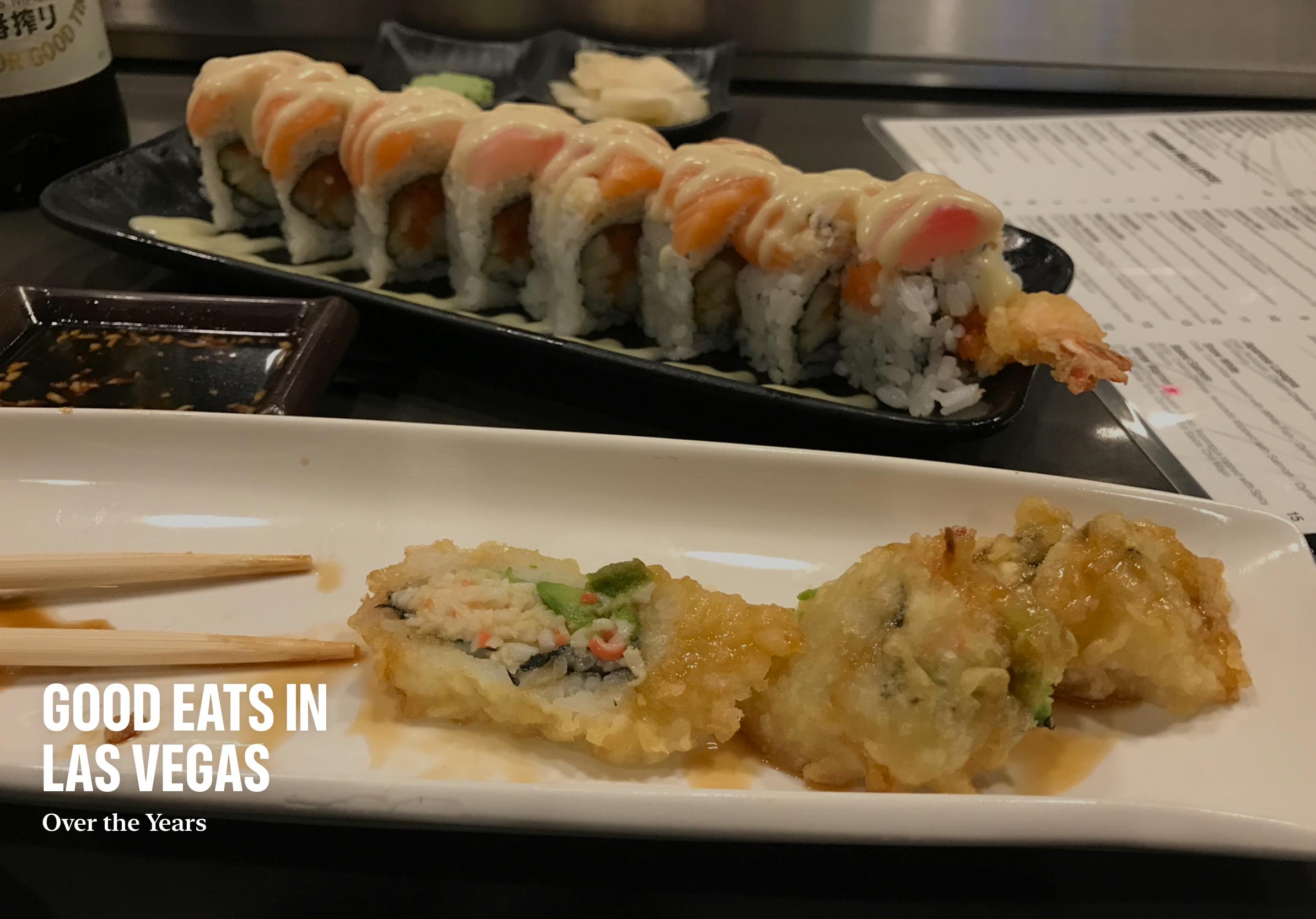Video Friday: Good Eats in Las Vegas