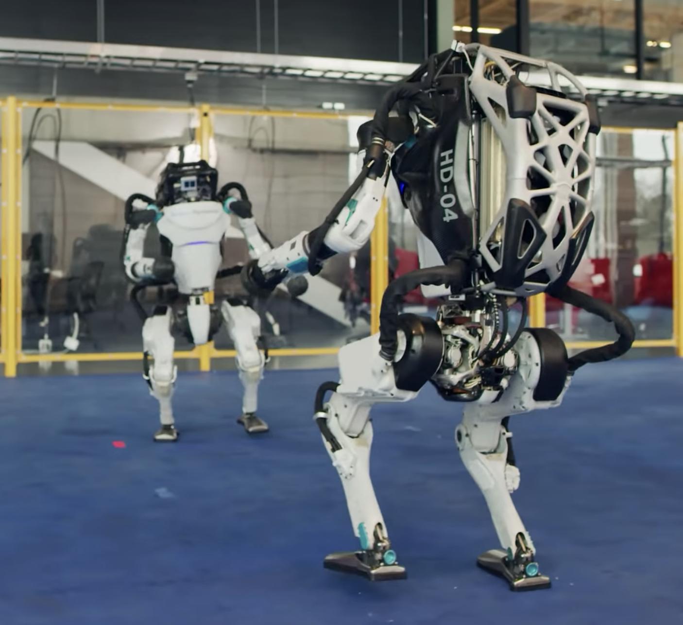 Boston Dynamics - Do You Love Me-1