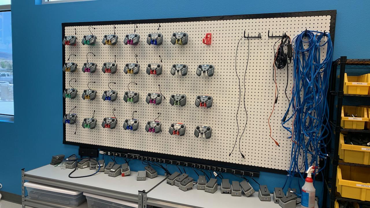 Robotics storage examples - 2021-06-21 RAN VEX Day1-22