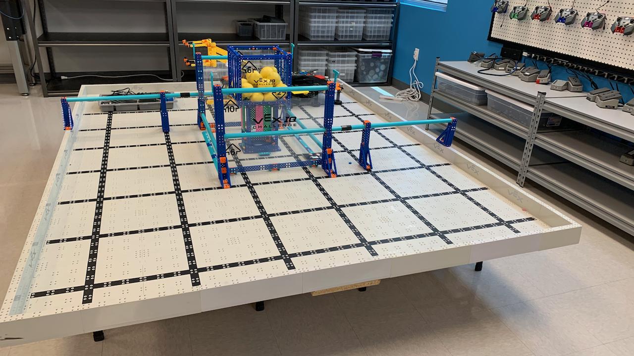 Robotics storage examples - 2021-06-21 RAN VEX Day1-24
