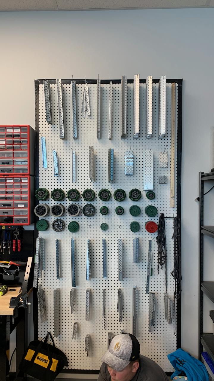 Robotics storage examples - 2021-06-21 RAN VEX Day1-28