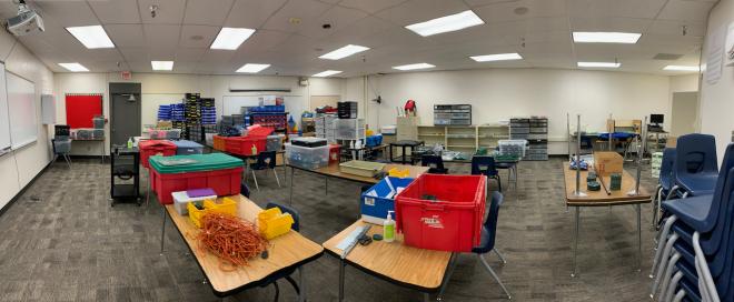 2021-07-23 Lab Prep - Day13 - classroom pano