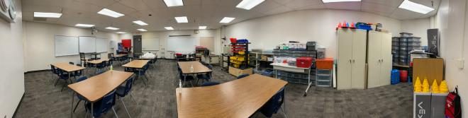 2021-08-05 Lab Prep - Day22 - Classroom Pano